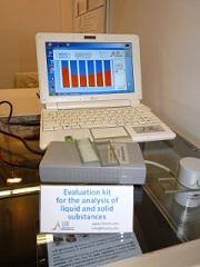 LED Microsensor NT liquid analyzer