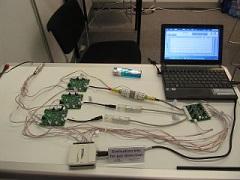 LED Microsensor NT gas analysis system